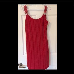 ❤️❗️VINTAGE- Red dress